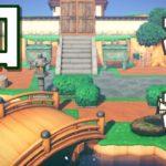 【あつ森】ガチ本気で神社作った【あつまれどうぶつの森】島紹介。島クリエイター/和風