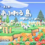【あつ森】島紹介 9割完成した自然な島の紹介です。【あつまれどうぶつの森】【Animal Crossing】【島紹介】