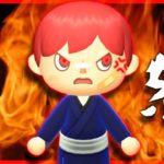 【あつ森】僕は怒っているぞ!!!!【あつまれどうぶつの森】