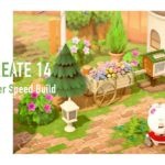 【あつ森】レンガの住宅街の作業動画:DAILY CREATE14【島クリエイト】