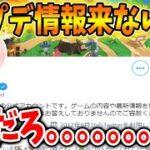 【あつ森】1月下旬のアップデート情報が来ない人は見て【あつまれどうぶつの森/Animal Crossing/アプデ/しずえさん】