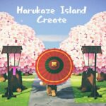 【あつ森】完成までもーちょい!和風×春の島『ハルカゼ島』を全力で作っていく!リアルタイム島作り!【島クリエイター】